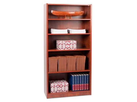 Dania Bookcase dania bookcases shelves synergy bookcase cherry home