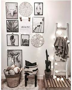 Echelle Decorative Blanche : 25 best ideas about rustic interiors on pinterest ~ Teatrodelosmanantiales.com Idées de Décoration