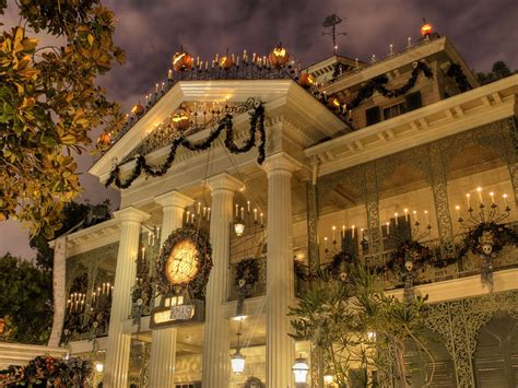 Haunted Mansion Wallpapers Gallery Forum Picture Hd