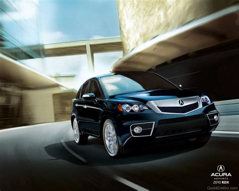 Acura Rdx Mileage by Acura Rdx Car Pictures Images Gaddidekho