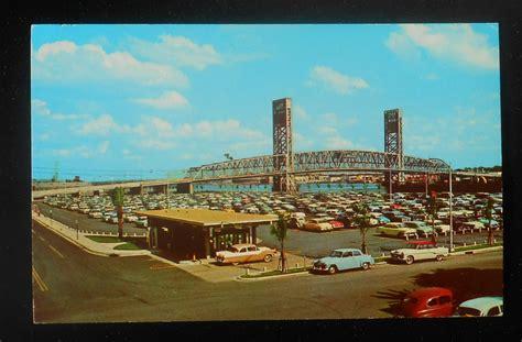 large  spacious municipal parking lot  cars