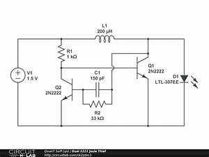 led circuit diagram joul theif best wiring library With quot analog circuits projects simple circuit projects quot tagged with