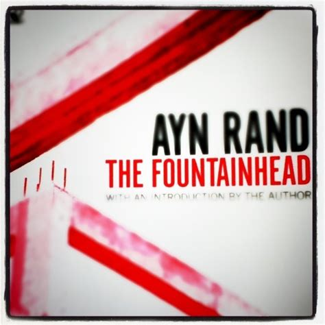 fountainhead ayn rand awesome books