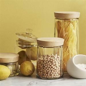 Grand Bocal Verre : bocal en verre avec couvercle de rosendahl l ~ Premium-room.com Idées de Décoration