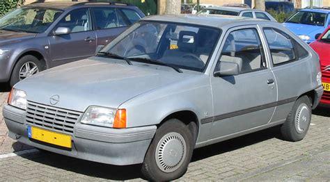 Opel Kadett by Opel Kadett E