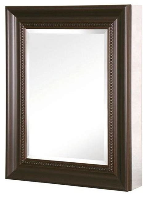 20in x 26in recessed or surface mount mirrored medicine