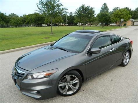 2012 Honda Accord Coupe Ex L by Sell Used 2012 Honda Accord 3 5l V6 Ex L 2 Door Coupe I