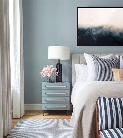 chambre bleu blanc 1001 idées pour choisir une couleur chambre adulte
