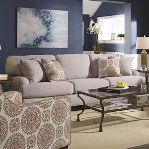 Franklin, Brianna, Sofa, With, Classic, Cottage, Style