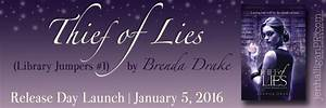 Books and Ladders: BLOG TOUR: THIEF OF LIES by Brenda ...