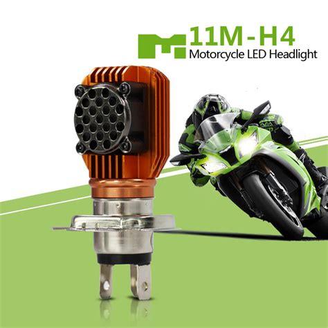 h4 led birne 12v h4 led motorrad le birne fern abblend scheinwerfer nebelscheinwerfer 20w ebay