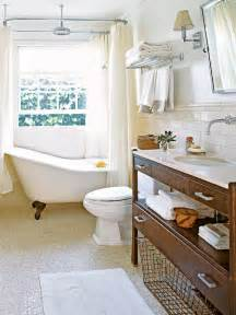 clawfoot tub bathroom design cottage bathroom my home ideas - Bathroom Designs With Clawfoot Tubs