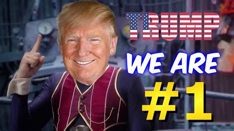 We Are Number One But America First