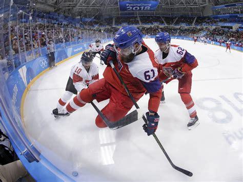 Národní tým šetřil v závěrečném vystoupení ve skupině na ms v rize opory, přesto derby dovedl do úspěšného konce. Česko : Švajčiarsko - Hokej - Online prenos - ZOH 2018 - Šport SME