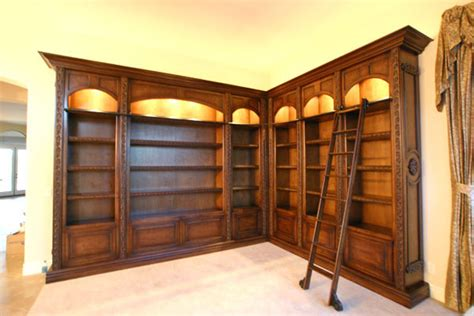 rolling library ladder  closet home decor
