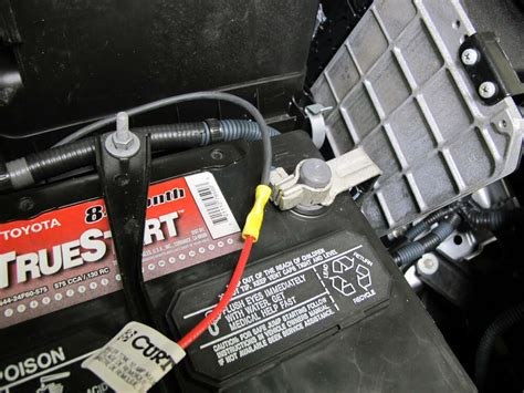 Rav4 Trailer Wiring Harnes by 2012 Toyota Rav4 Curt T Connector Vehicle Wiring Harness