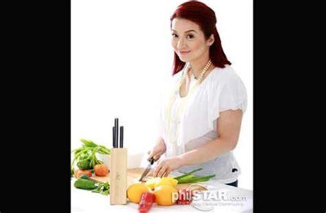 kris aquino kitchen collection why kris loves her kitchen entertainment news the philippine star philstar com
