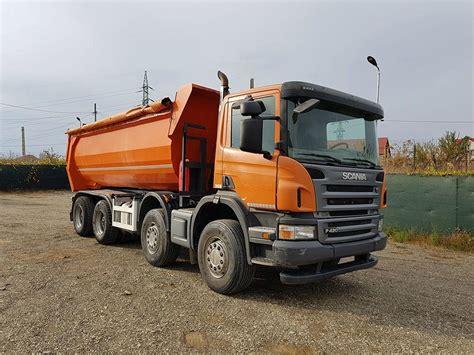 foto de Camión Volquete Scania 420 8x4 año:2006 de Segunda Mano