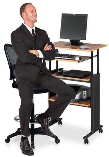 high chair for standing desk standing desk stand up desk adjustable height desk
