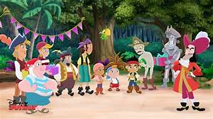 Jake and the Never Land Pirates | Jake's Birthday | Disney ...