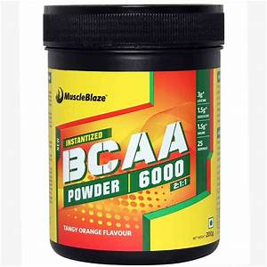 Compare  U0026 Buy Muscleblaze Bcaa 200g Tangy Orange Online In India At Best Price