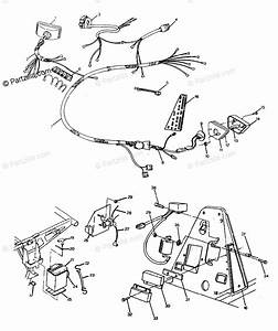 Polaris Atv 1991 Oem Parts Diagram For Wiring Harness 250