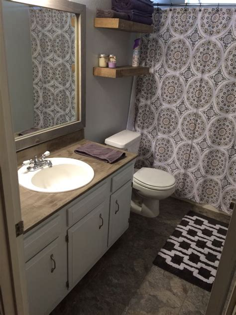 Bathroom Mirror Remodel by 25 Best Ideas About Tile Mirror Frames On