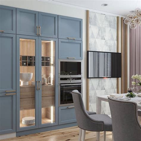 Interior Design Cupboards by 20 Inspiring Kitchen Cabinet Colors And Ideas That Will