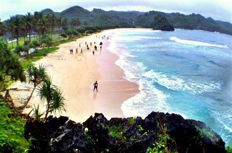 alamat  rute menuju pantai pangasan pacitan eksotisme