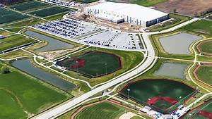 Grand Park Events Center Opens | Connect Sports