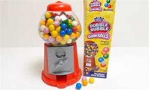Gumball Machine (Dubble Bubble Gum) - Gum Machine ガムボール ...