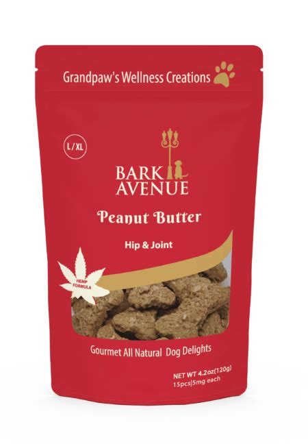Hip And Joint Dog Treats Grandpaw's Dual Functionality