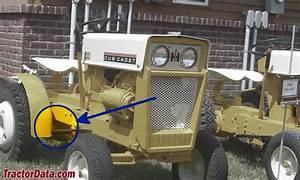 Tractordata Com Cub Cadet 100 Tractor Information