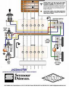 Wiring Diagram For Fender Mustang Guitar