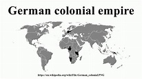 German colonial empire - YouTube