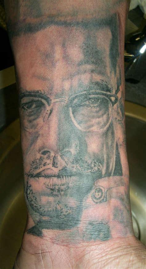 malcolm  tattoo