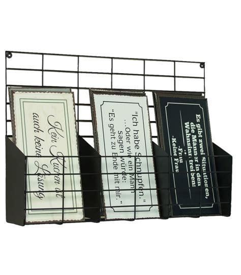casier de bureau étagère murale façon casiers en métal noir ajouré wadiga com