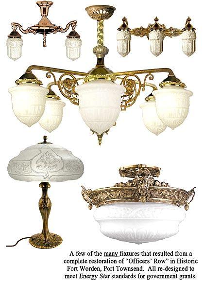 vintage hardware lighting custom lighting fabrication