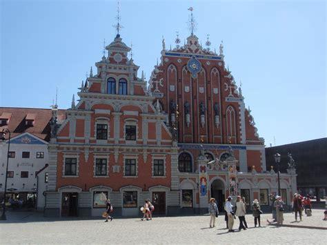 Tom and Shauna: Riga, Latvia on the Baltic Sea