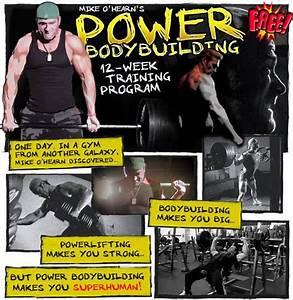 Mike O U0026 39 Hearn U0026 39 S Power Bodybuilding 12
