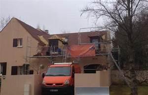 pose de velux renovation toiture couverture de maison a With type de toiture maison 11 remplacement de couverture couvreurs professionnels
