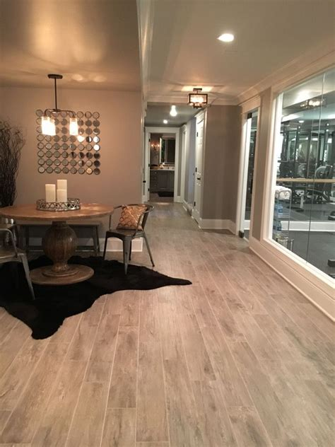 basement flooring ideas flooring thomas tile faux wood