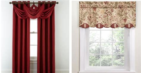 drapes jcpenney jcpenney curtains and drapes buy 1 get 1 for 01