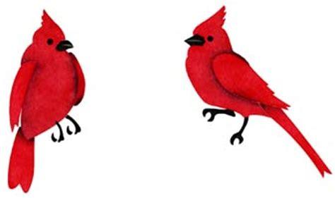 pair  cardinals stencils american home stencils