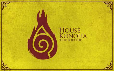 konoha logo wallpaper wallpapertag