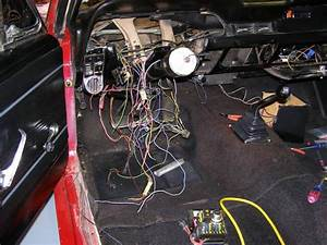 1967 Ford Mustang Fuse Box Location