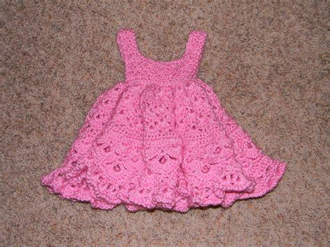 crochet baby dress sassy s crafty creations crochet baby girl dress