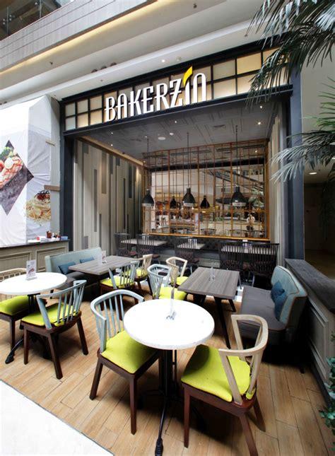 bakerzin cafe  metaphor interior  kota kasablanka