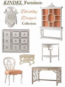 Dorothy Draper Furniture - Stellar Interior Design