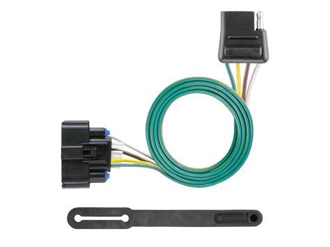 Chevy Traverse Curt Mfg Trailer Wiring Kit